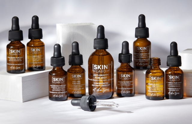 """Skinlabo's """"shots"""" are among the brand's bestsellers."""