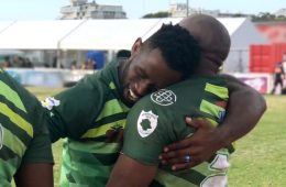 The clip featuring South African rugby player, Siya Kolisi, brought Adidas execs to tears.