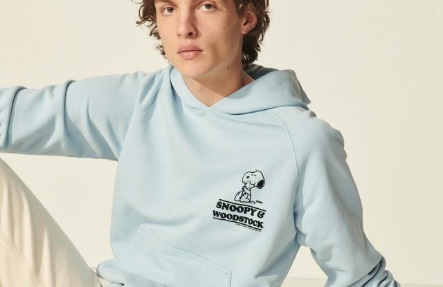 Sandro Homme x Snoopy