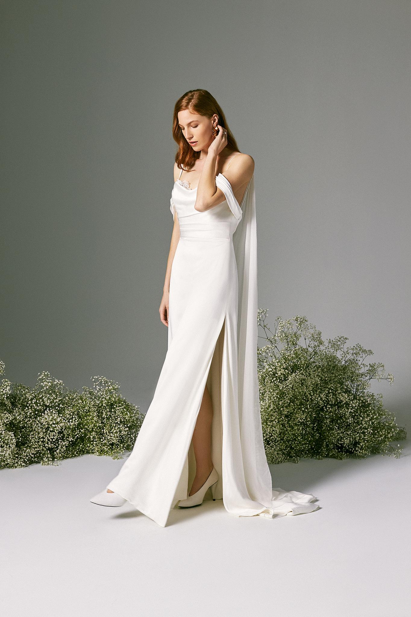 Savannah Miller Bridal Spring 2022