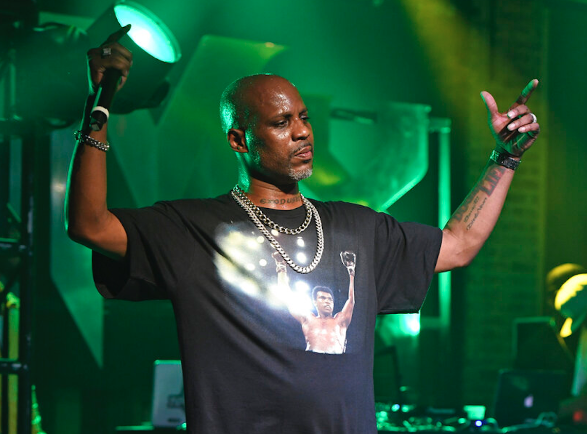 DMX performs at Revolution Live on April 10, 2019 in Fort Lauderdale, Florida. Credit: mpi04/MediaPunch /IPX