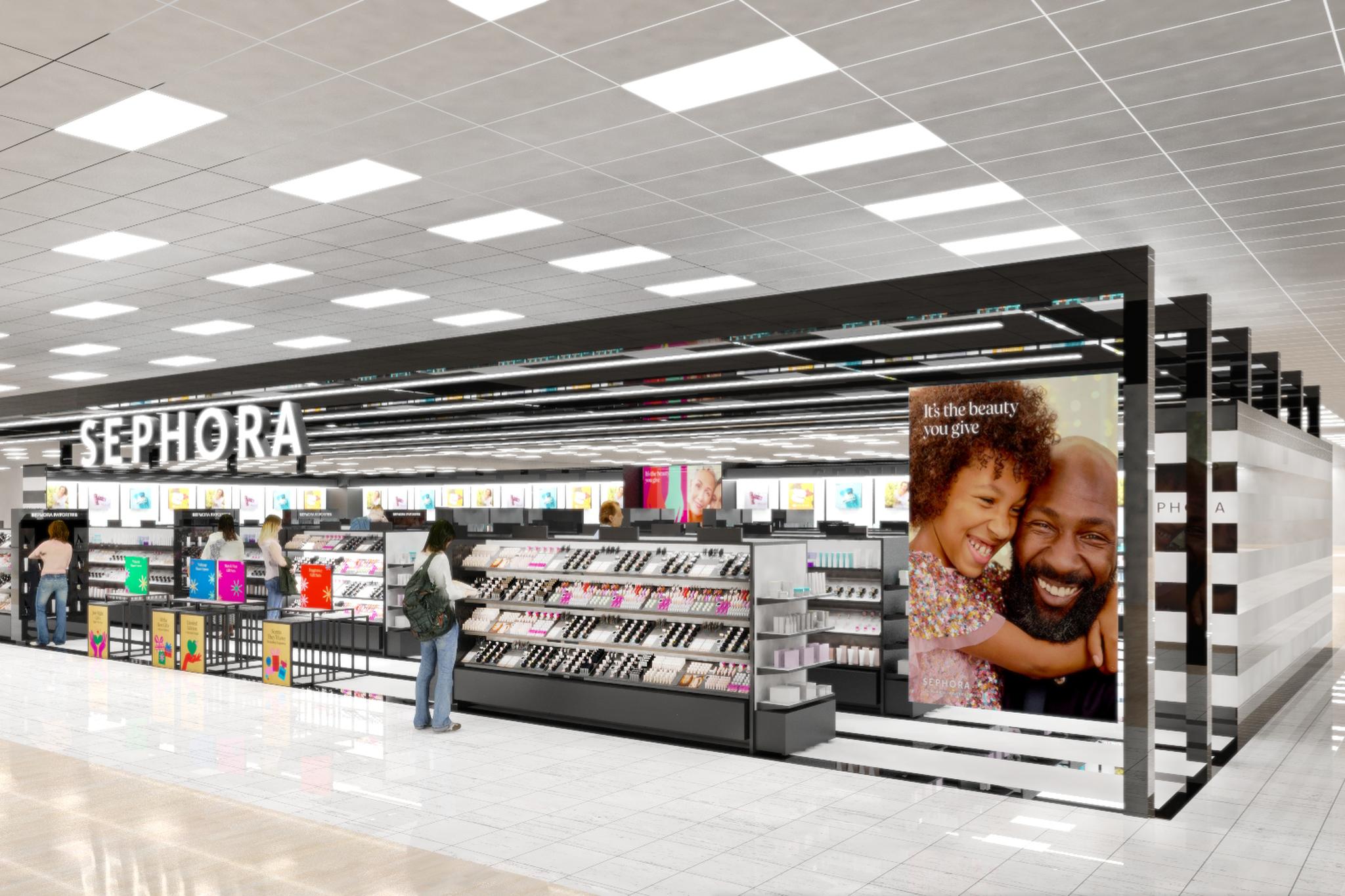 Sephora at Kohls