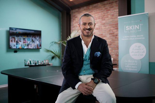آنجلو موراتوره ، بنیانگذار و مدیر عامل SkinLabo.
