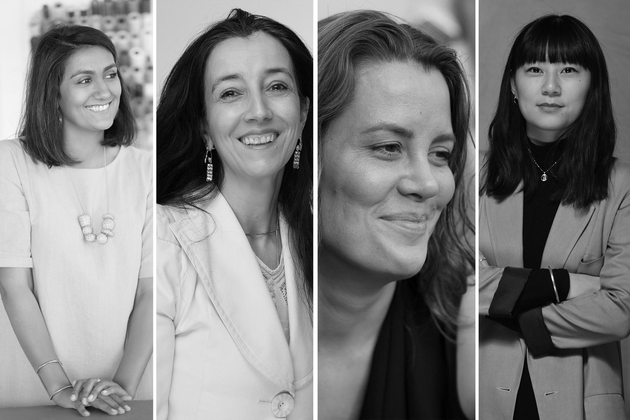 Nayantara Banerjee, Tamara Cincik, Lauren B. Fay and Lilian Liu