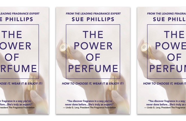 Sue Phillips The Power of Perfume