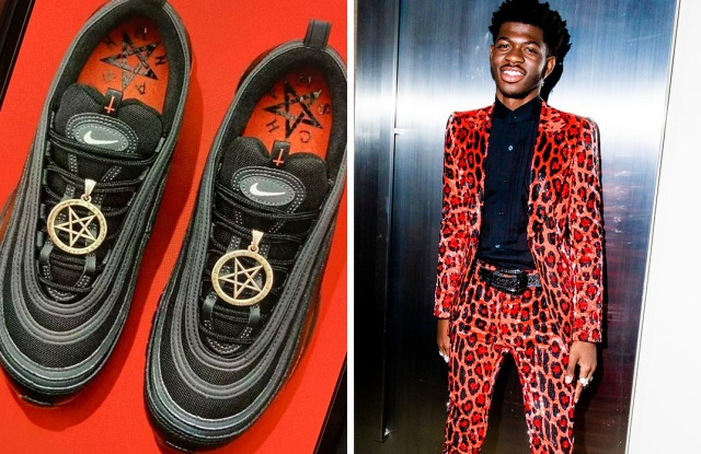 "MSCHF has initiated a voluntary buyback program for the ""Satan Shoes"" that were developed in collaboration with Lil Nas X."