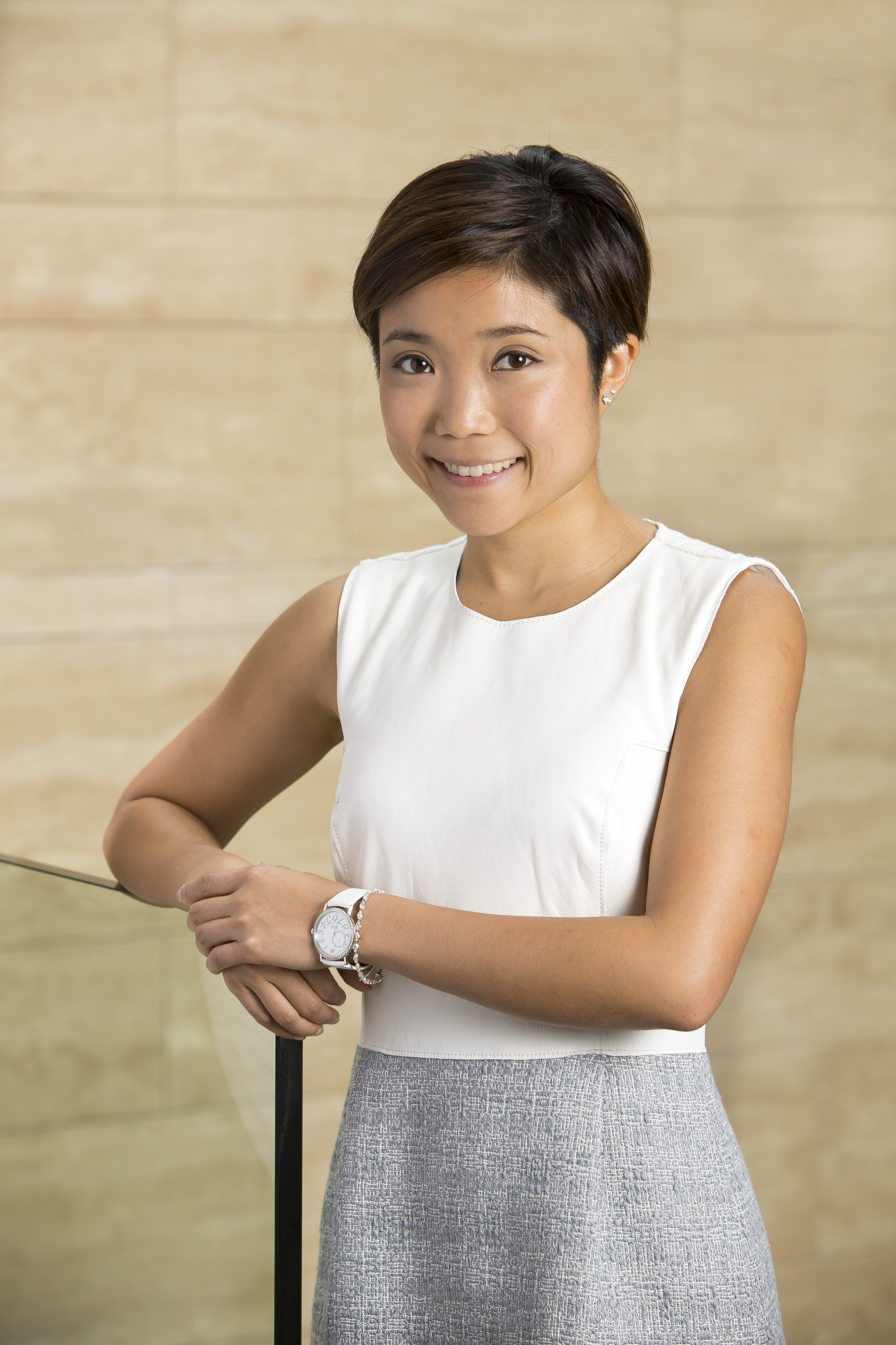 Vanessa Cheung, founder of The Mills, and director at Nan Fung Group.