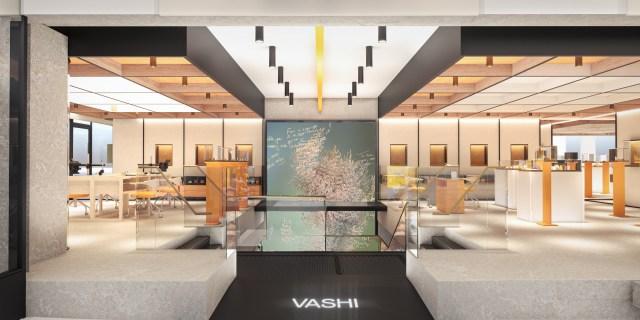 Vashi's new Covent Garden store