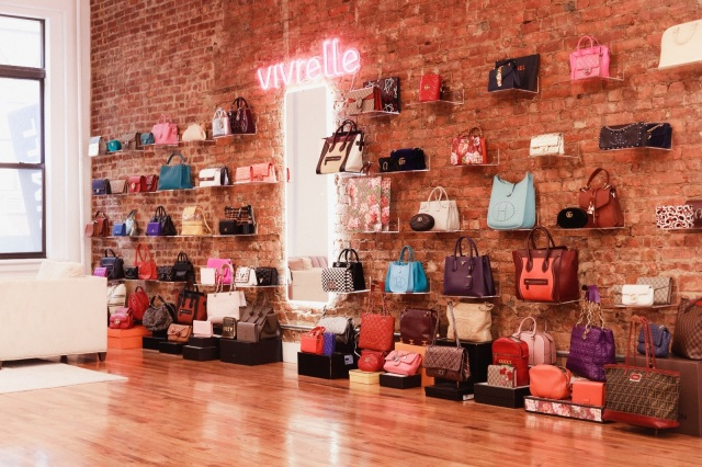 Inside the Vivrelle Showroom.