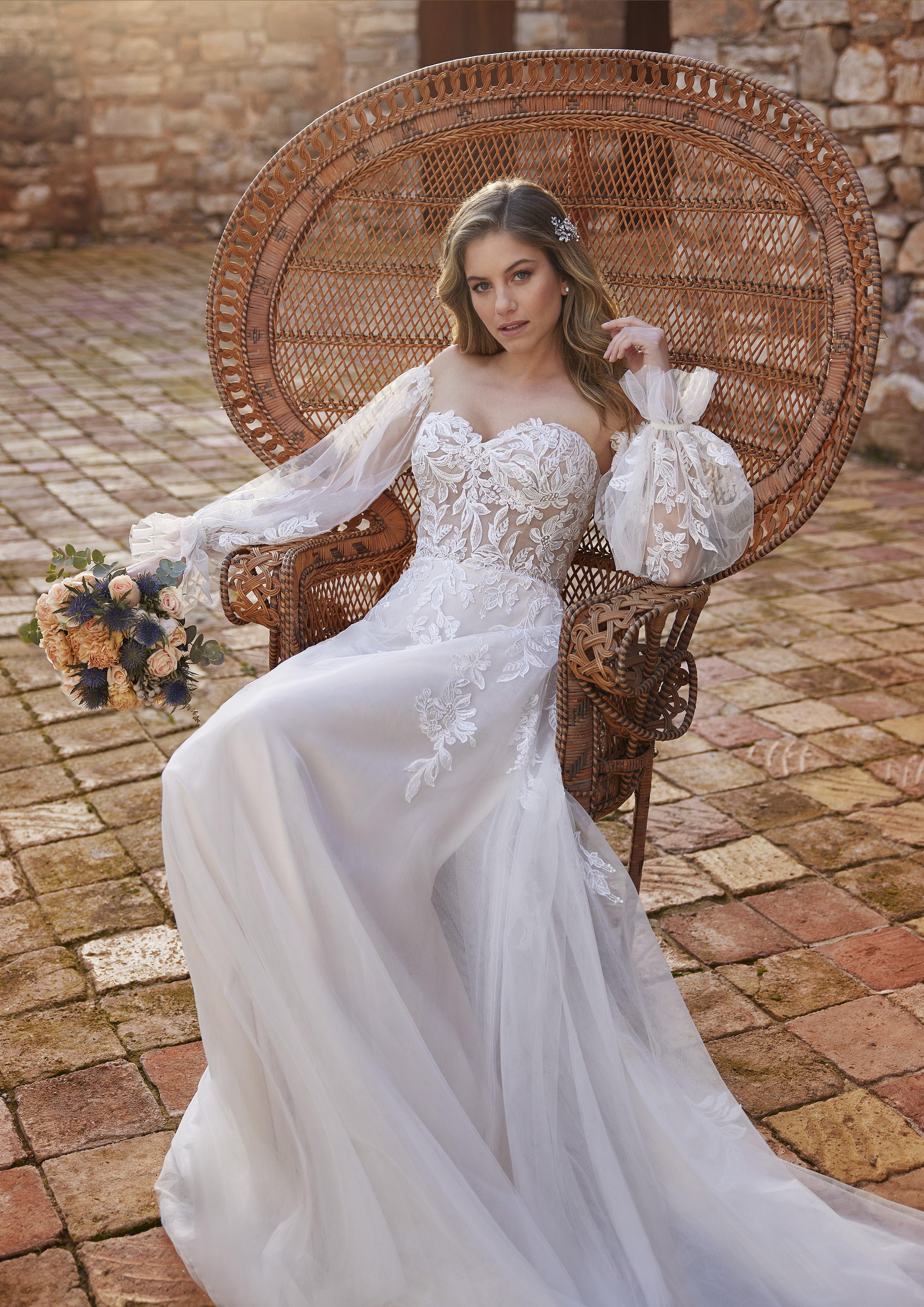 White One Bridal Spring 2022