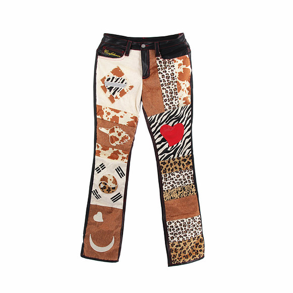 Pantalones de cuero de World Boss (Animal)