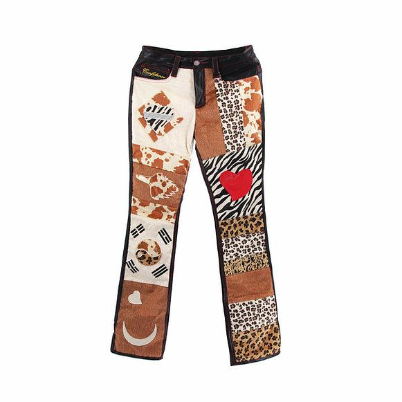World Boss Leather Pants (Animal)