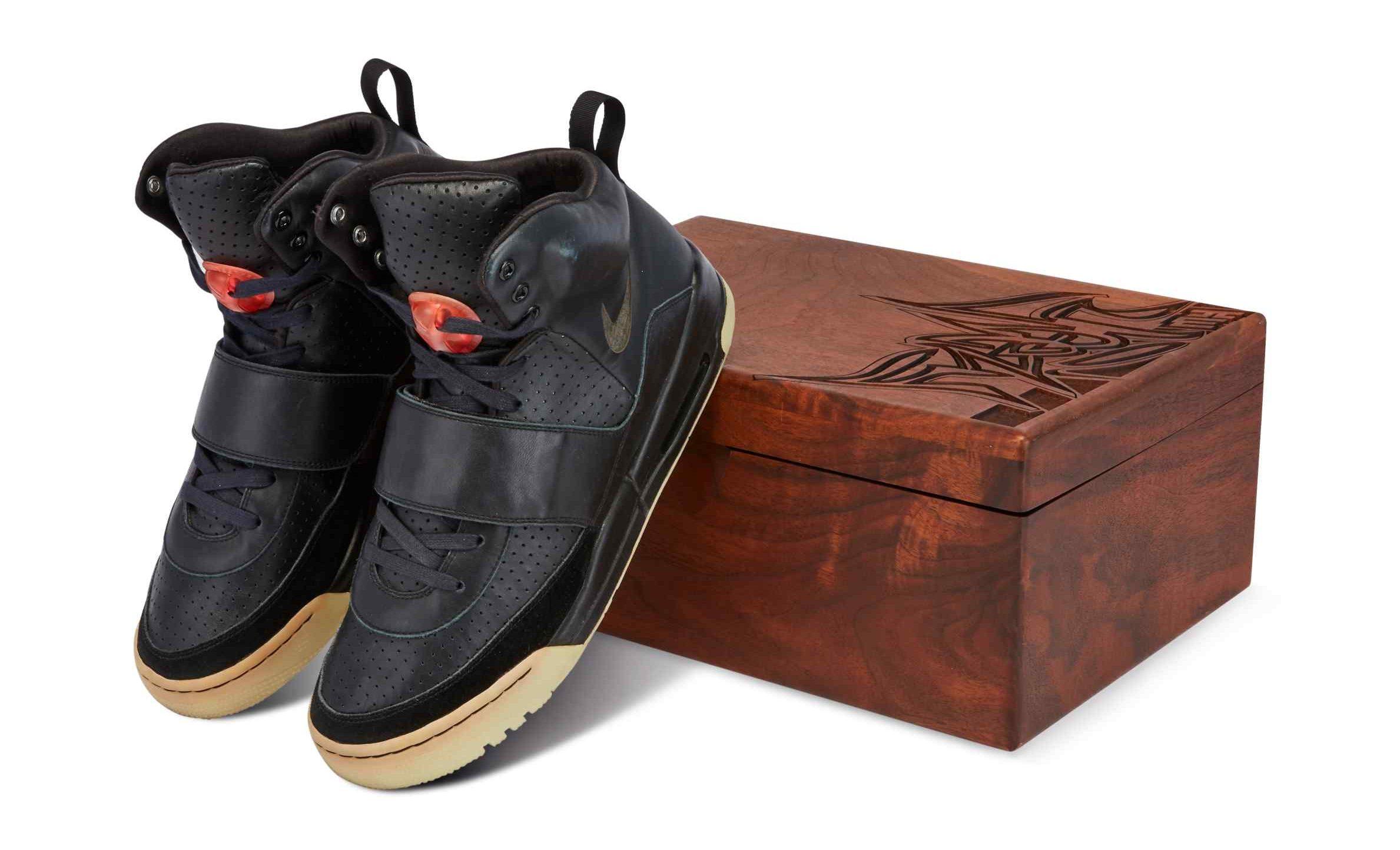 Nike Air Yeezy 1 prototype sneakers