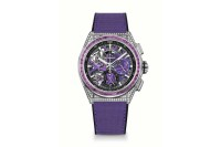 Zenith Defy Spectrum watch in purple