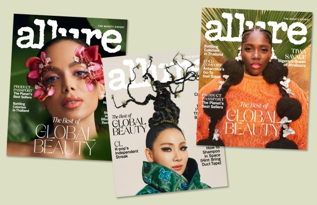 Allure May covers