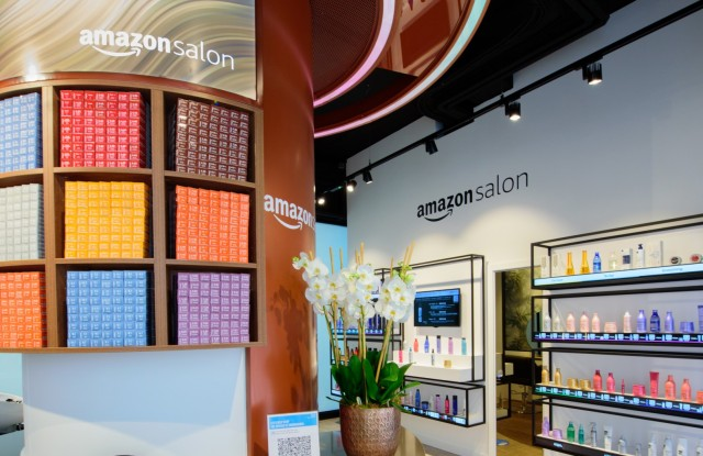 the Amazon Salon