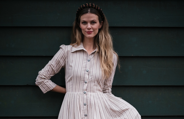 Brooklyn Decker Teams With Buru on Sustainable Fashion Collection