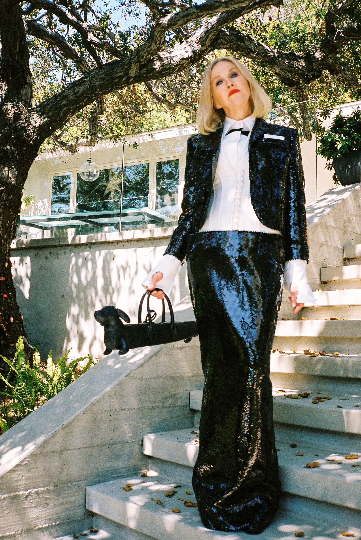 """کاترین اوهارا در برنده جوایز SAG ، Moira Rose و """"نهر شیت"""" میراث"""