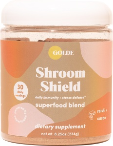 Golde Shroom Shield