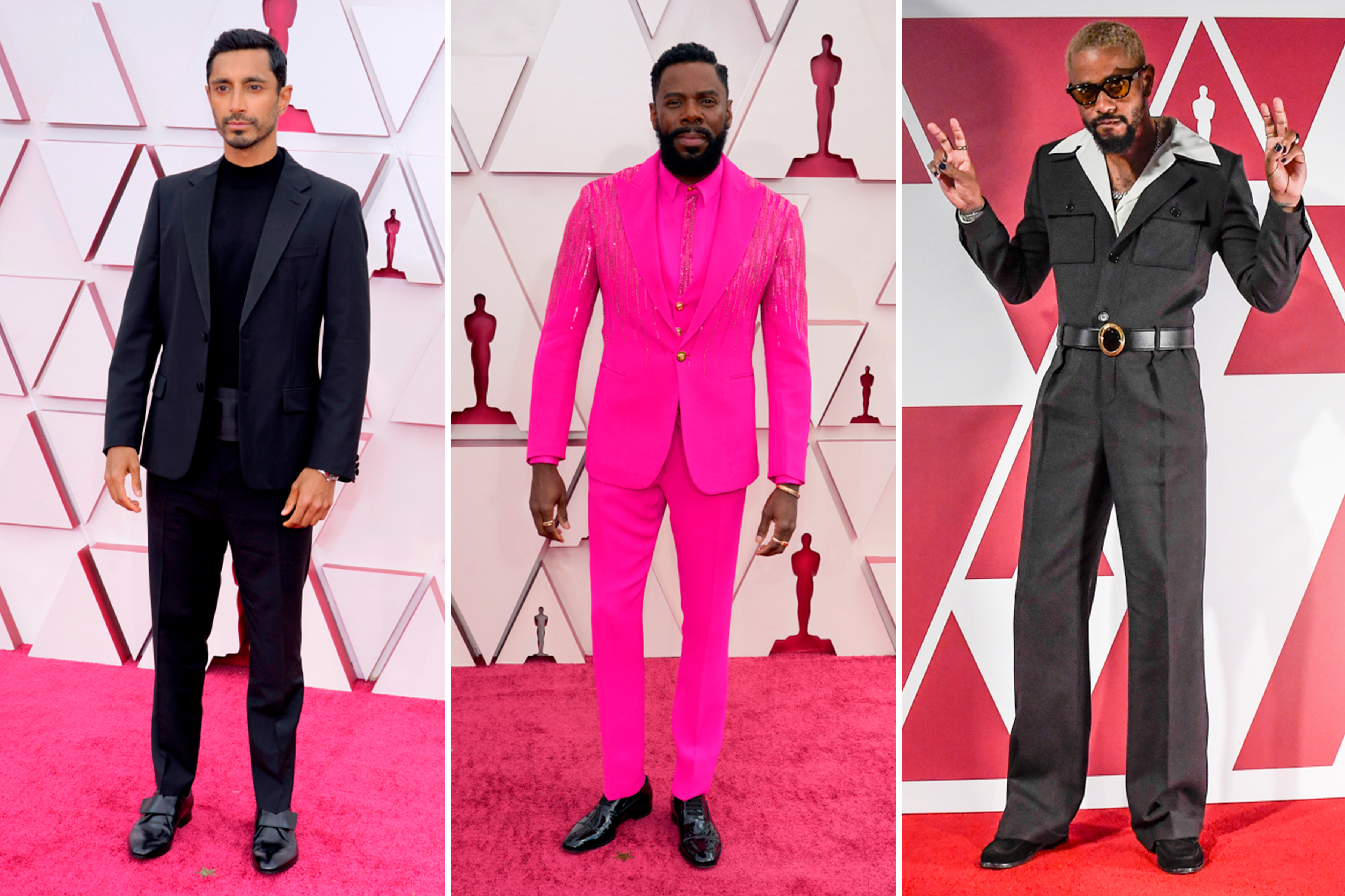 Riz Ahmed, Colman Domingo and LaKeith Stanfield.