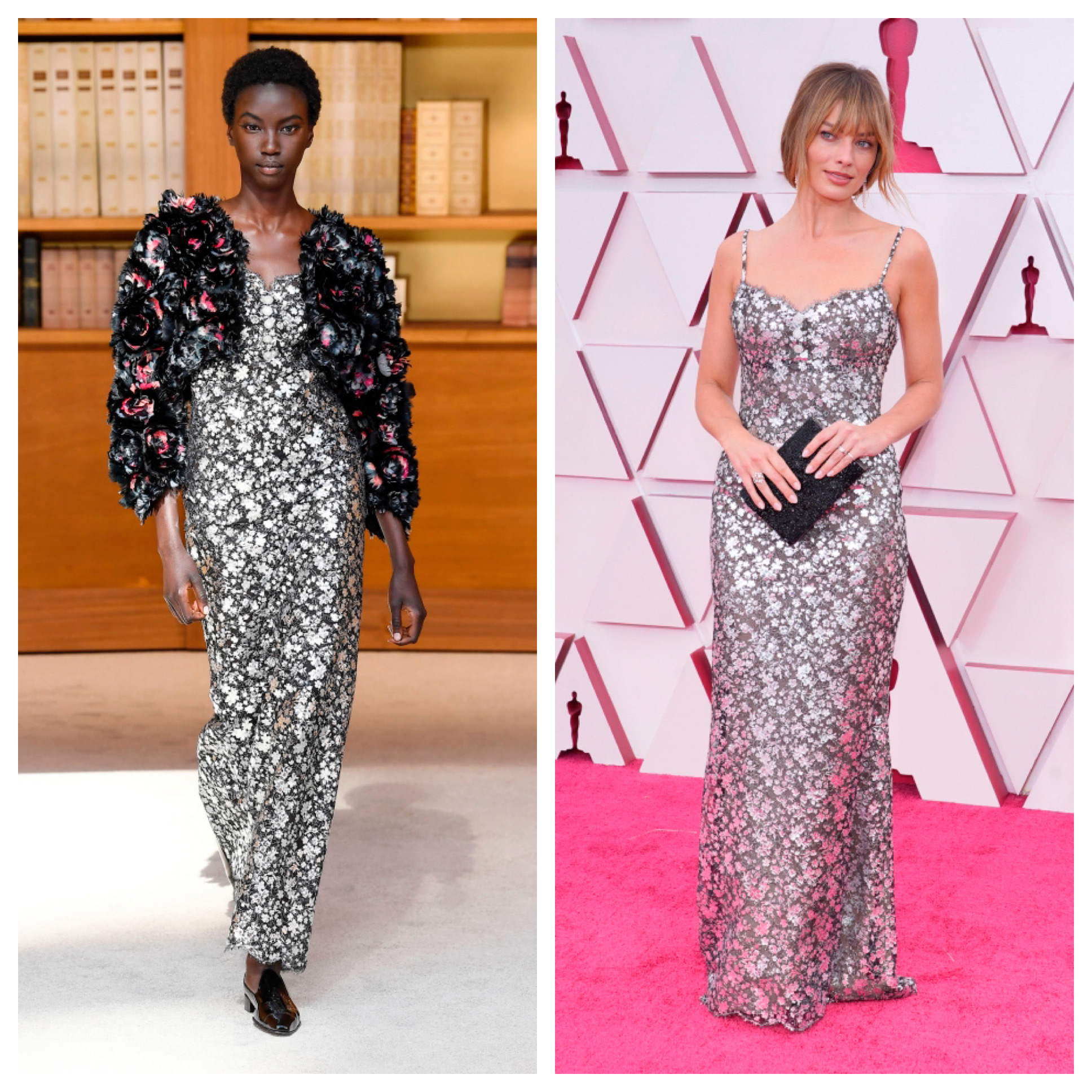 Oscars 2021 Fashion: Red Carpet Looks from the Runway