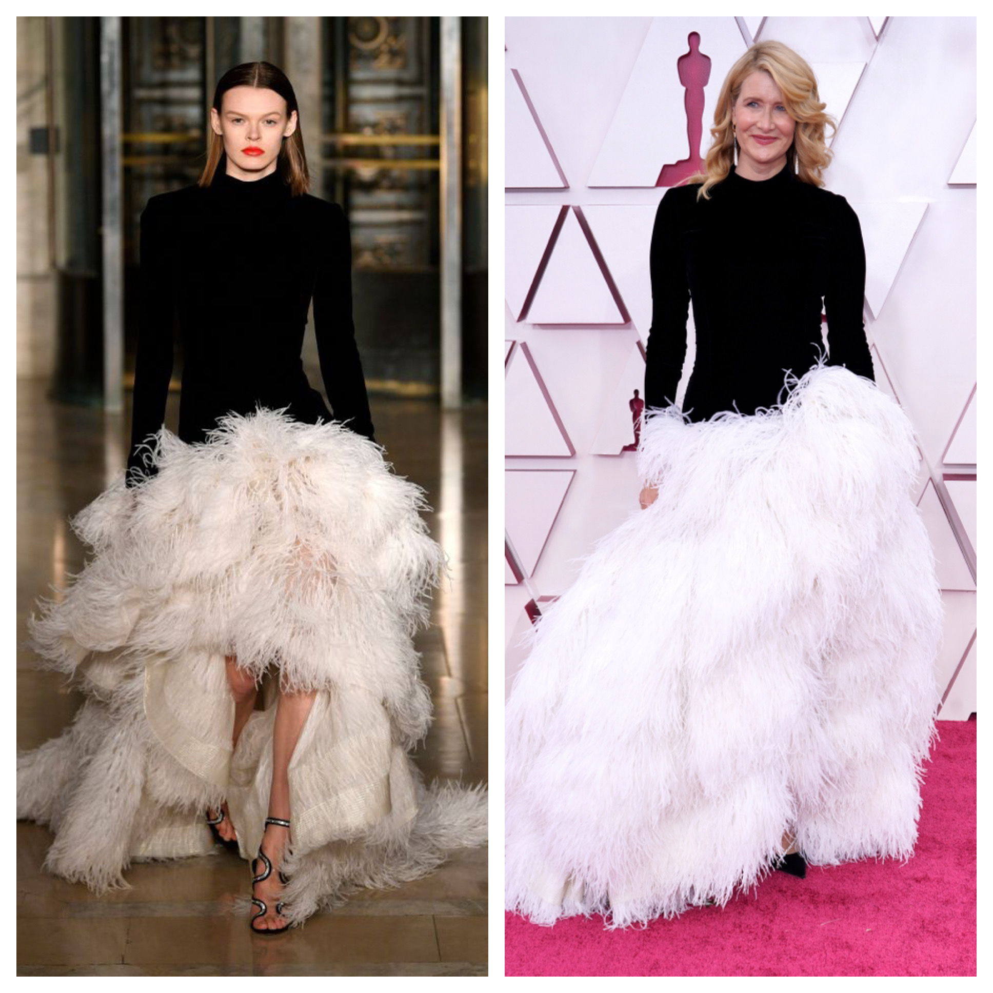 2021 Oscars Red Carpet Looks on the Fashion Week Runway