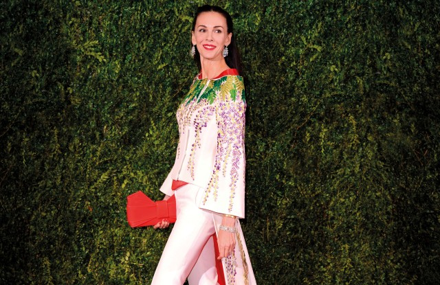 L'Wren Scott's designs will go under the hammer at Christie's London in June.