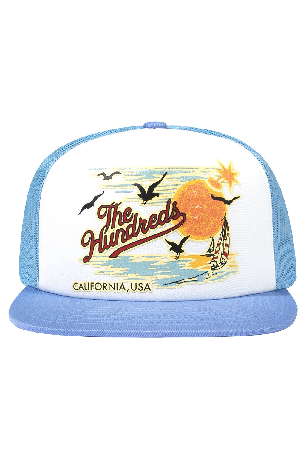 The Hundreds victoria trucker