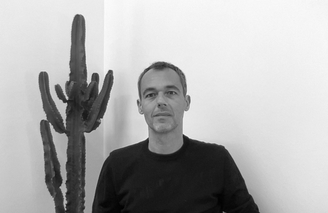 New Guards Group chief marketing officer Olivier Germain