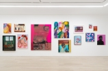 "Installation view of ""Salon de Peinture."""