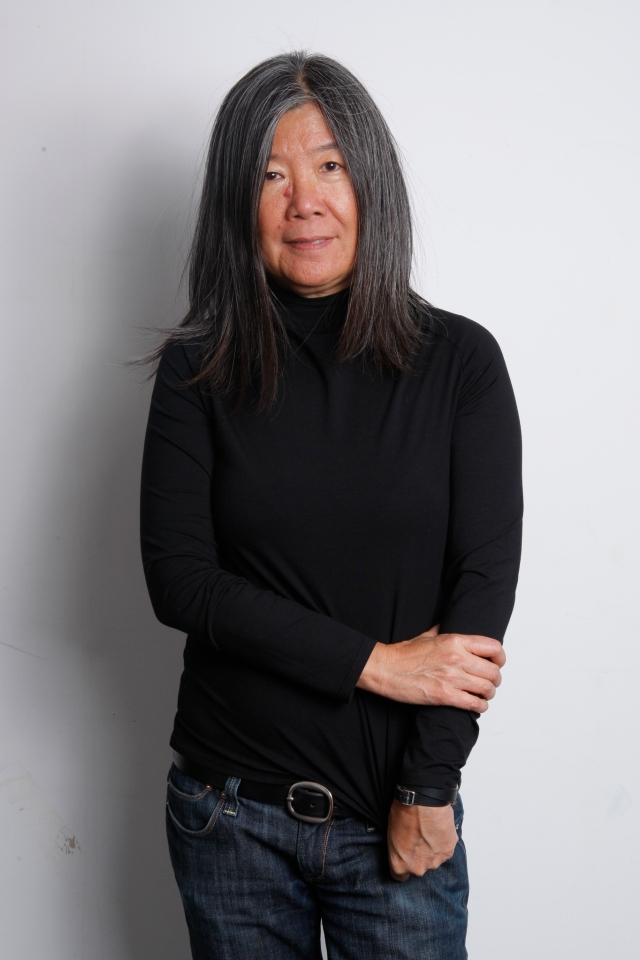 Fashion designer Yeohlee Teng in New York City.