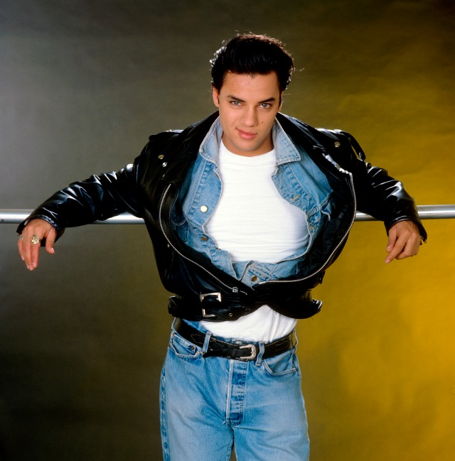 Nick Kamen in Munich in 1987.