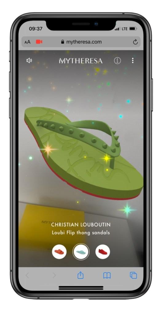Christian Louboutin x Mytheresa