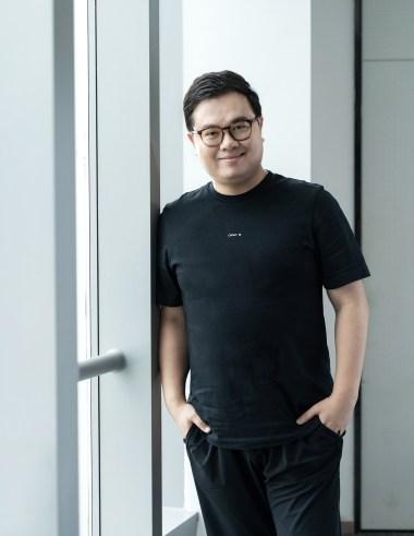 Yatsen founder and ceo David Huang