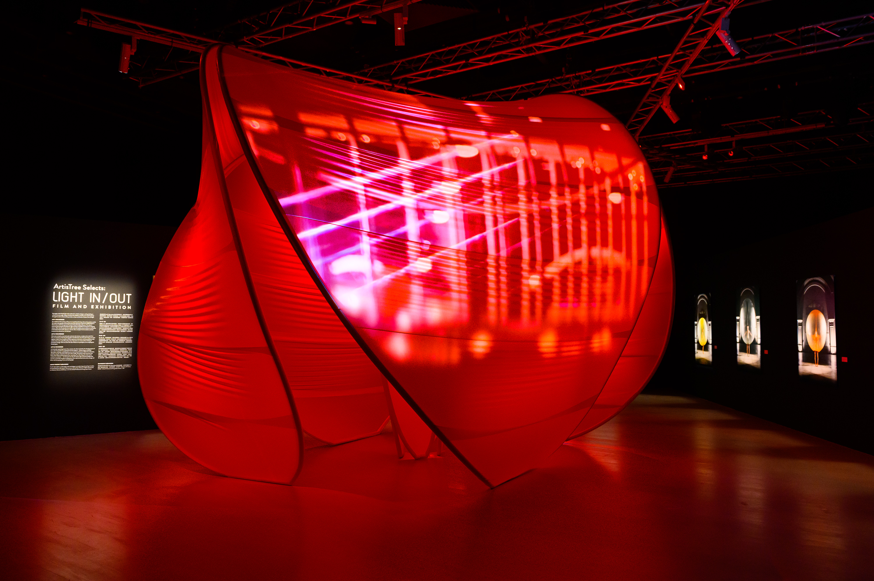 Light In Out film and exhibition by Fredrik Tjærandsen at ArtisTree Hong Kong