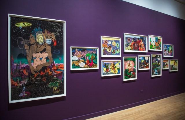 Bronx Museum Curator Jasmine Wahi Mounts 'Born in Flames: Feminist Futures'.jpg