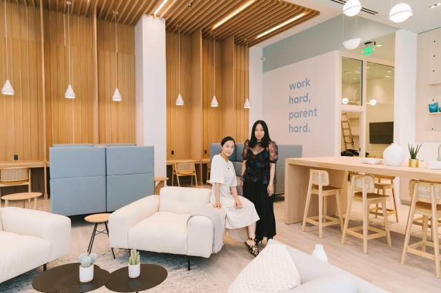 Chriselle Lim and Joan Nguyen