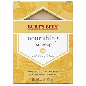 Burt's Bees Nourishing Bar Soap with Honey & Shea, best natural bar soaps