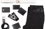 Calvin Klein small leather goods by Randa.