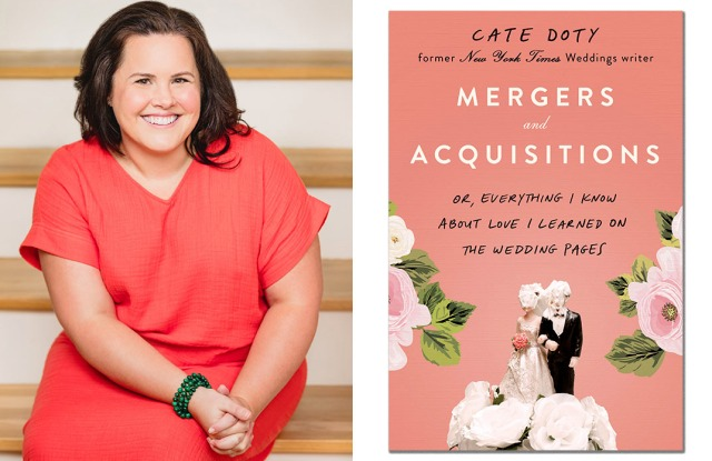 """Cate Doty, author of """"Mergers and Acquisitions."""""""
