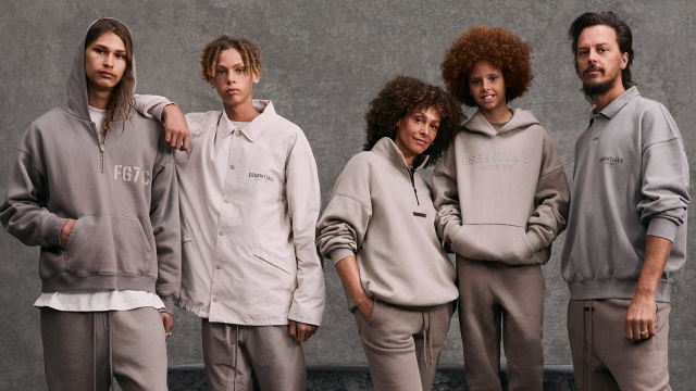 Fear of God collection for Nordstrom.
