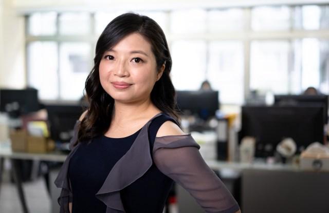 Corina Huang, founder of Boncha Boncha, a laureat of the Cartier Women's Initiative.