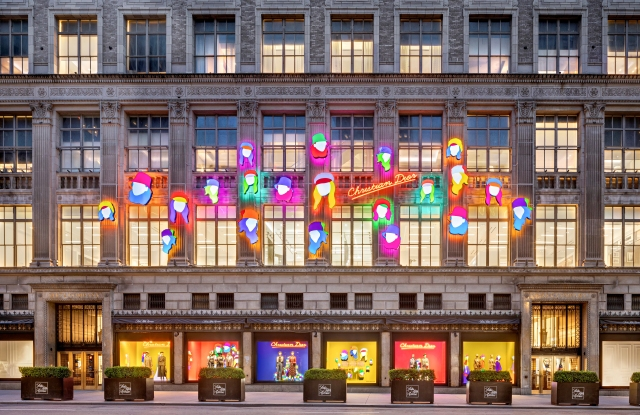 Dior Lights Up the Saks Flagship.jpg