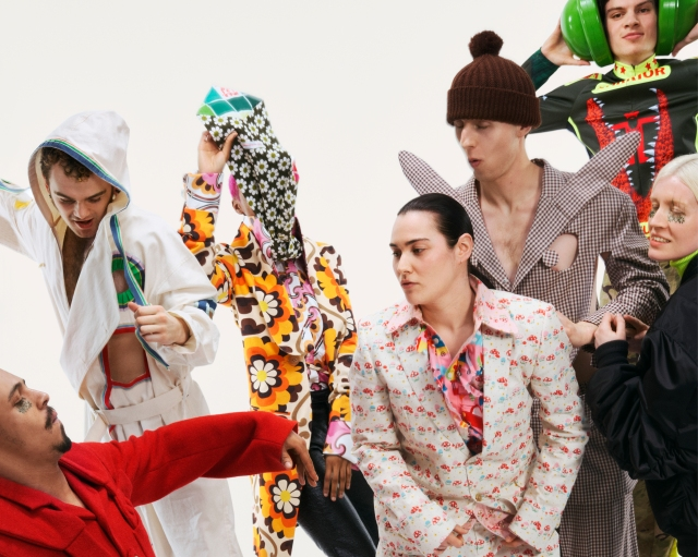 """Fashion 2.021 Antwerp Fashion/Conscious"" x Walter Van Beirendonck."