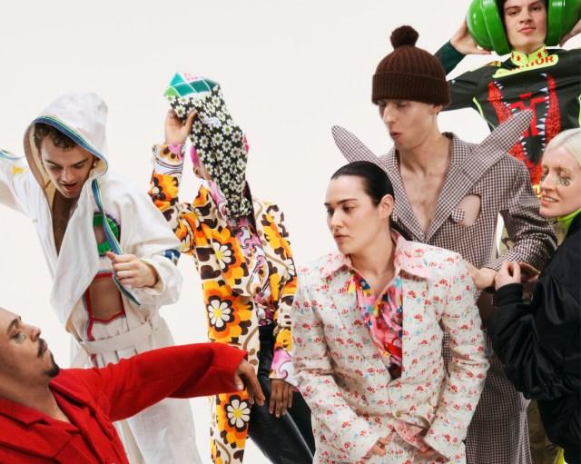 """Fashion 2.021 Antwerp Fashion/Conscious"" x Walter Van Beirendonck."