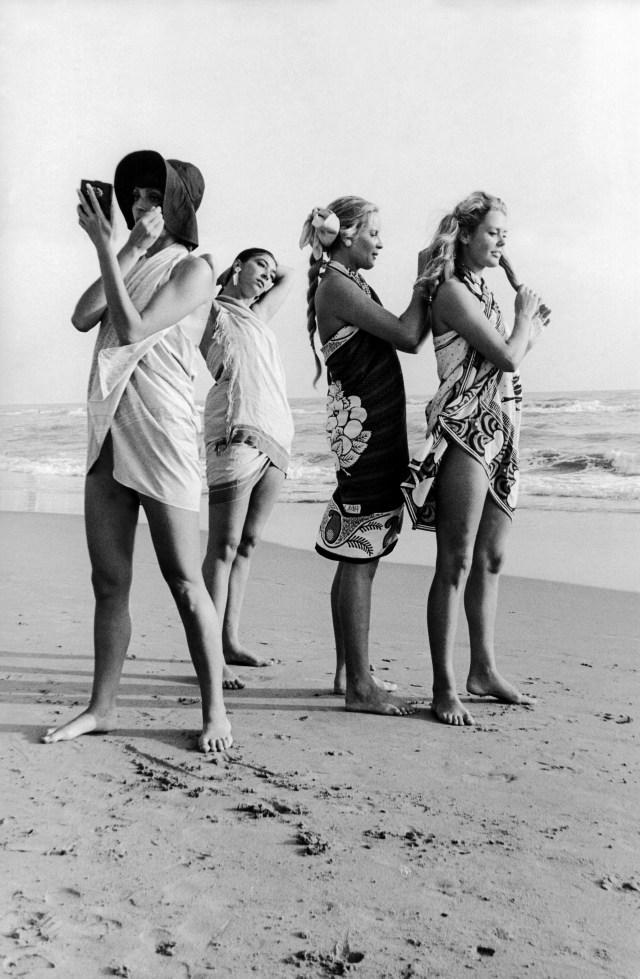 Forte dei Marmi ، 1959.