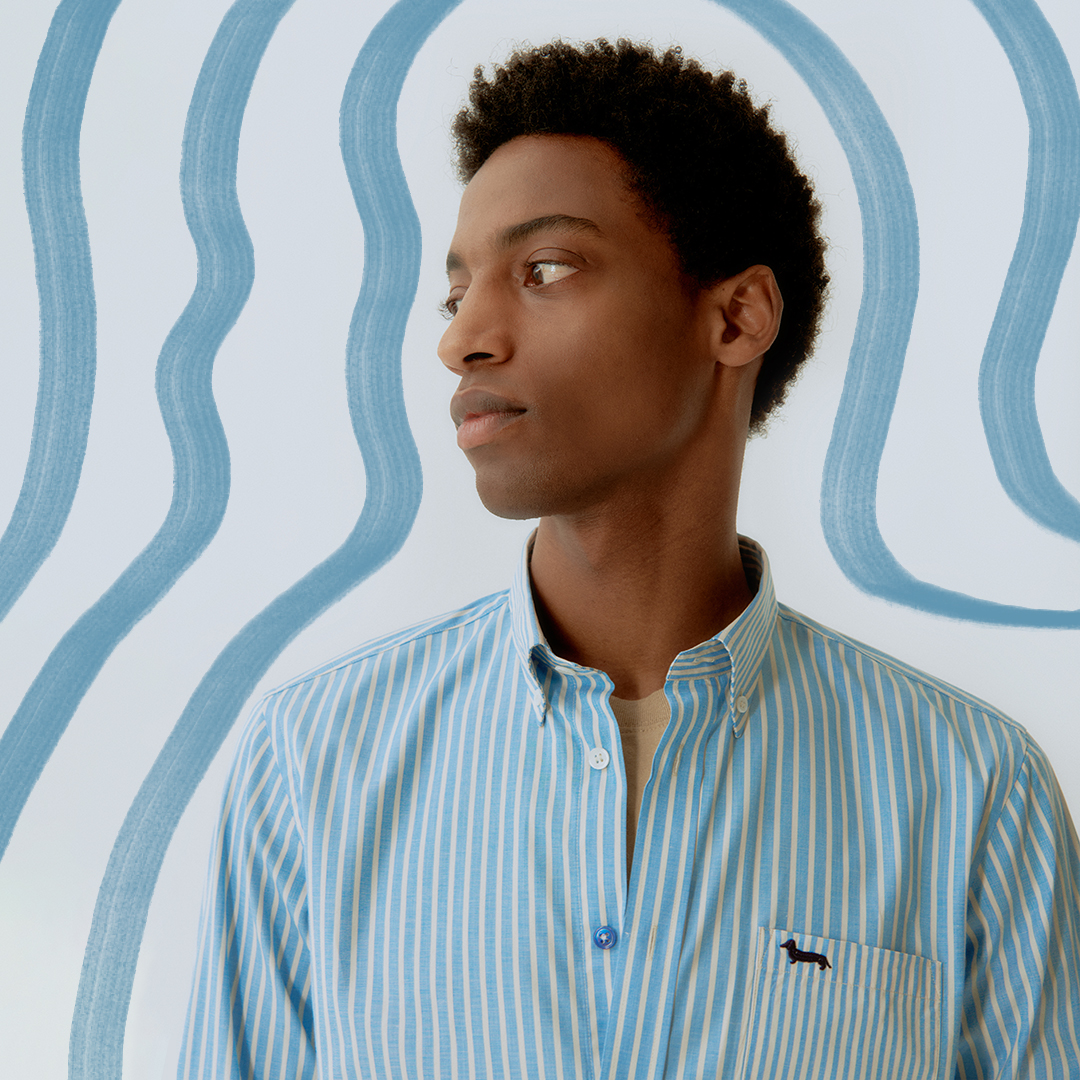 Harmont & Blaine 25th anniversary shirt capsule collection