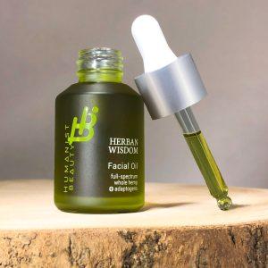 Herban Wisdom Facial Oil