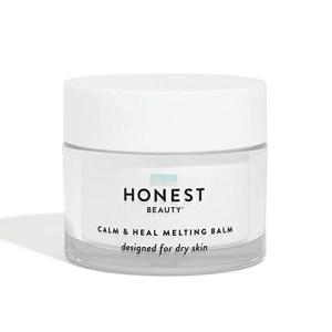 Honest Beauty Calm & Heal Melting Balm, best facial moisturizers