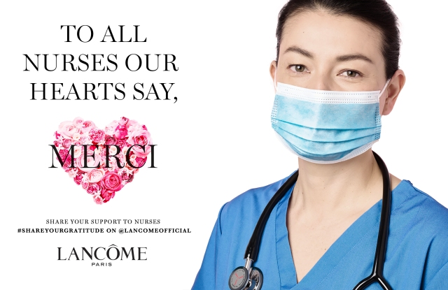 Lancôme Launches International Nurses Day Campaign.jpg